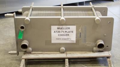 MUELLER AT 20-71 Plate Cooler