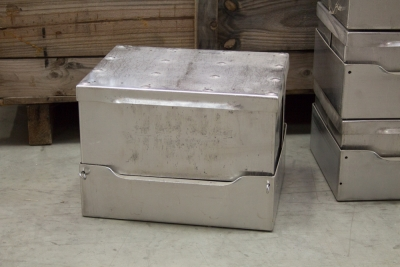 DAIRY HERITAGE 40 lb Wilson Style Cheese Molds