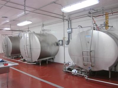 MUELLER 3000 Gal. Milk Tank