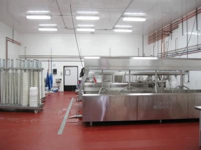 DAIRY HERITAGE 8,000 LB Cheese Vat