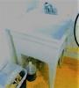 UNKNOWN Fiberglass Sink